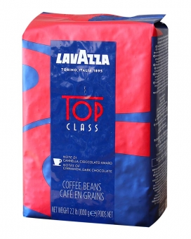 Lavazza TOP CLASS  1кг (90/10)