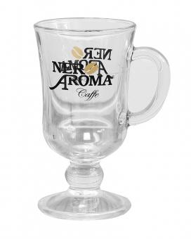 Стакан Латте Nero Aroma, 215 мл