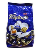 Шоколадные конфеты с карамельной начинкой Elvan Fondante Caramel, 1 кг