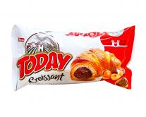 Круассан шоколадно-ореховый Elvan TODAY Croissant, 45 г