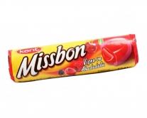 Леденцы Вишня-малина KENT MISSBON Cherry-raspberry, 43 г