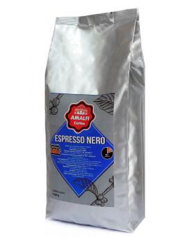 Кофе в зернах Amalfi Espresso Nero,1 кг (20/80)