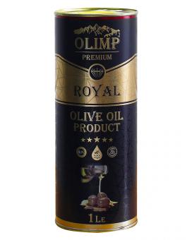 Масло оливковое первого отжима Extra Virgin Olive Oil OLIMP ROYAL, 1 л