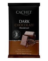 Шоколад Cachet черный 54%, 300 г