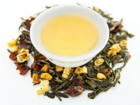 """Чай """"Teahouse"""" Алиса зеленый 250 г"""
