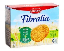 Печенье с соей Cuetara Fibralia Soja, 550 г
