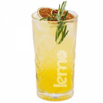 """Пюре фруктовое для чая, коктейлей """"Пряний Апельсин"""" LEMO, 45 г (премикс, основа)"""