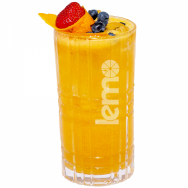 """Пюре фруктовое для чая, коктейлей """"Маракуйя"""" LEMO, 45 г (премикс, основа)"""