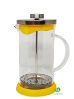 Френч-пресс для чая с сил.дном V600 мл 0706