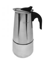 Кофеварка гейзерная нержавеющая, 450 мл
