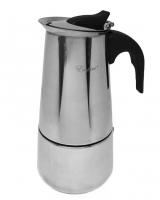 Кофеварка гейзерная нержавеющая, 700 мл