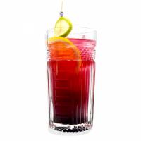 """Пюре ягодное для чая, коктейлей """"Черная смородина-базилик"""" LEMO, 45 г (премикс, основа)"""