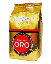 Кофе в зернах Lavazza Qualita ORO, 1 кг (100% арабика)