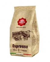 Кофе в зернах Amalfi Espresso Gusto Delicato, 250 г (50/50)
