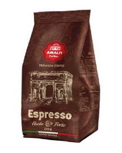 Кофе в зернах Amalfi Espresso Gusto Forte, 250 г (30/70)