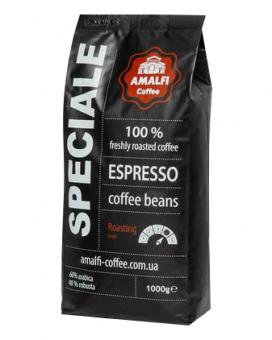 Кофе в зернах Amalfi Espresso Speciale, 1 кг (60/40)