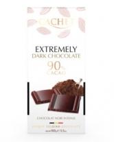 Шоколад Cachet экстра черный 90%, 100 г