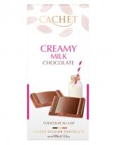 Шоколад Cachet молочный 31%, 100 г