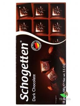 Шоколад Schogetten Dark Chocolate, 100 г