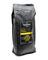 Кофе в зернах Teakava Brasil Santos, 1 кг (моносорт арабики)