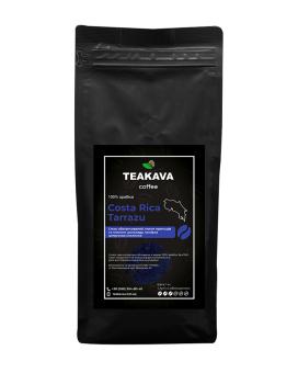 Кофе в зернах Teakava Costa Rica Tarrazu, 1 кг (моносорт арабики)