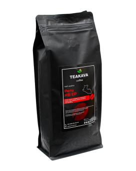 Кофе в зернах Teakava Peru HB EP, 1 кг (моносорт арабики)