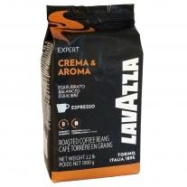 Кофе в зернах Lavazza Crema & Aroma Expert, 1 кг (80/20)