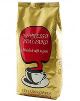 Кофе в зернах Caffe Poli Italiano Espresso, 1 кг (20/80)