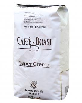 Кофе в зернах Caffe Boasi Super Crema, 1 кг (20/80)