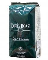 Кофе в зернах Caffe Boasi Gran Crema, 1 кг (60/40)