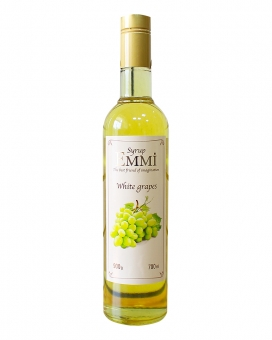 Сироп Emmi Виноград белый 0,7 л (стеклянная бутылка)