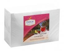 """Чай фруктовый """"Dolce Natura"""" Солнечный фрукт, 5г*20 шт (ароматизированный чай в пакетиках)"""
