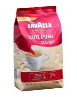 Кофе в зернах Lavazza Caffe Crema Classico, 1 кг (70/30)