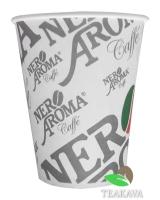 """Стакан бумажный """"Nero Aroma"""" 175 мл вендинг, 50 шт"""