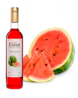 Сироп Emmi Арбуз 0,7 л (стеклянная бутылка)