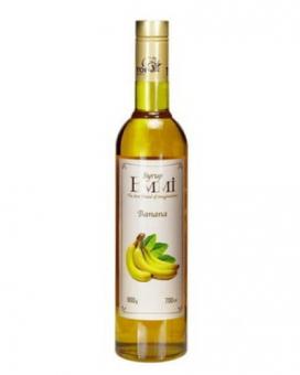 Сироп Emmi Банановый 0,7 л (стеклянная бутылка)