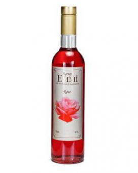 Сироп Emmi Роза 0,7 л (стеклянная бутылка)
