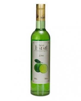 Сироп Emmi Лайм 0,7 л (стеклянная бутылка)