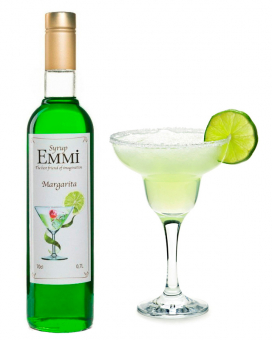 Сироп Emmi Маргарита 0,7 (стеклянная бутылка)