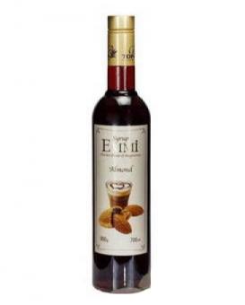 Сироп Emmi Миндальный 0,7 л (стеклянная бутылка)