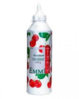 Топпинг Emmi Вишневый, 600 грамм