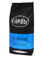 Кофе в зернах Caffe Poli Extrabar, 1 кг (80/20)