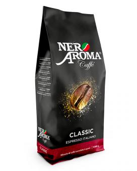 Кофе в зернах Nero Aroma Classic, 1 кг (70/30)