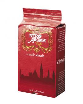 Кофе молотый Nero Aroma Classic, 250 г (70/30)