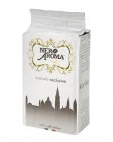 Кофе молотый Nero Aroma Exclusive, 250 г (90/10)