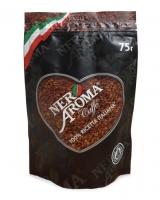 Кофе растворимый Nero Aroma Classico, 75 г (30/70)