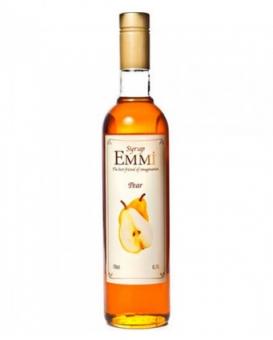 Сироп Emmi Грушевый 0,7 л (стеклянная бутылка)