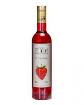 Сироп Emmi Клубничный 0,7 л (стеклянная бутылка)