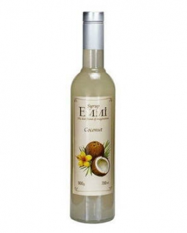 Сироп Emmi Кокосовый 0,7 л (стеклянная бутылка)