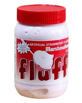 Зефир Маршмеллоу кремовый Marshmallow Fluff Клубничный, 213 г